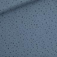 Image de Noise - M - Sergé Gabardine de Coton - Blue Foncé Dyna