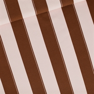 Picture of Wide Lines - M - French Terry - Pink & Brown