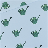 Afbeelding van Watering Cans - M - French Terry - Mistblauw