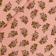 Afbeelding van Wild Garlic - M - French Terry - Bloesem Roze