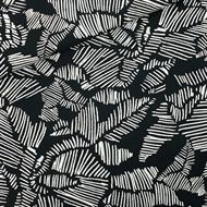 Afbeelding van Winter Rose - M - Cotton Canvas Gabardine Twill - Zwart
